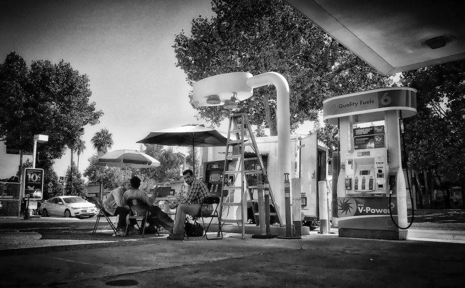 Disruption Town (Palo Alto / East Palo Alto)
